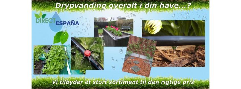 Drypvanding